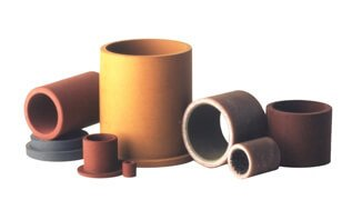 Filled PTFE